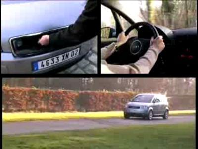 Essai Audi A2