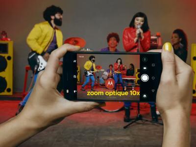 Moto Z2 Play : vidéo officielle de présentation du smartphone Motorola