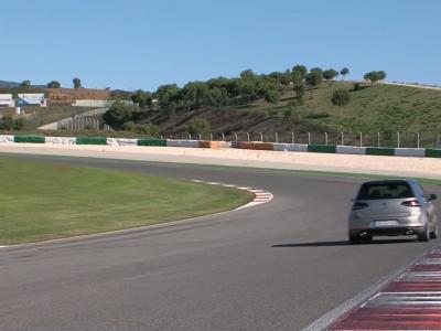 Volkswagen Golf GTI Clubsport: En piste!