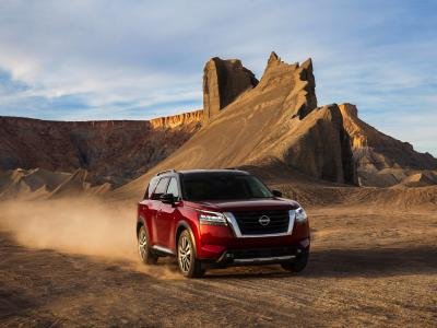 Nissan Pathfinder (2022) : le SUV familial en vidéo