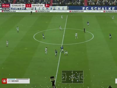 Schalke 04 - Bayer Leverkusen : notre simulation FIFA 20 (Bundesliga - 31e journée)