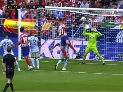 La Liga - L'Atlético tombe sur un Blanco imbattable !