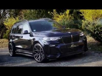BMW X7 by Lumma Design : le programme de personnalisation CLR X7 en vidéo