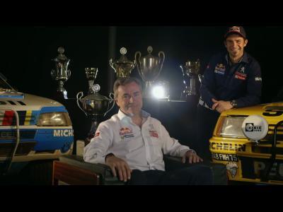 Peugeot confirme son retour au Dakar avec Sainz et Despres