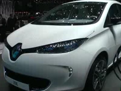Genève 2012 : Renault ZOE