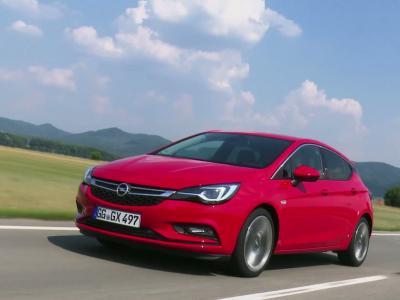 Essai Opel Astra 1.6 CDTi 136 ch