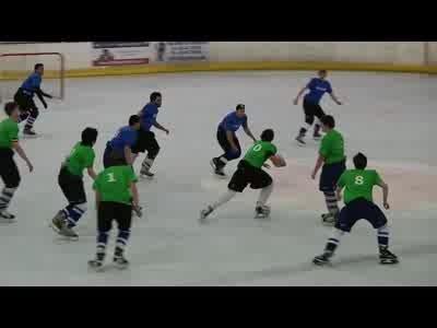 France-Irlande rejoué sur glace