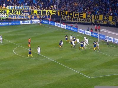Boca Juniors : Le premier but de De Rossi pour ses débuts