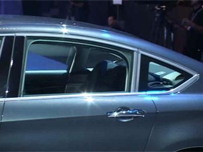 Nouvelle Citroën C5 : nous sommes montés à bord