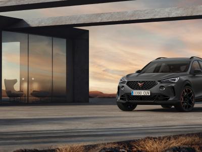 Cupra Formentor VZ5 (2021) : la série limitée du SUV en vidéo