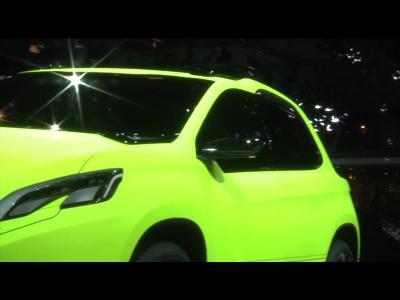Peugeot 2008 Concept - Mondial 2012
