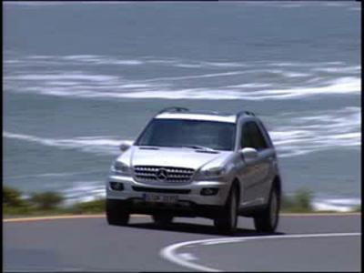 Essai Mercedes ML 350 & 500