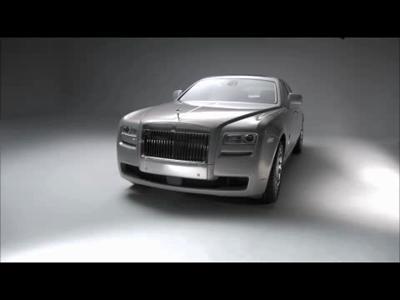 Shanghai 2011 : Rolls-Royce Ghost EWB