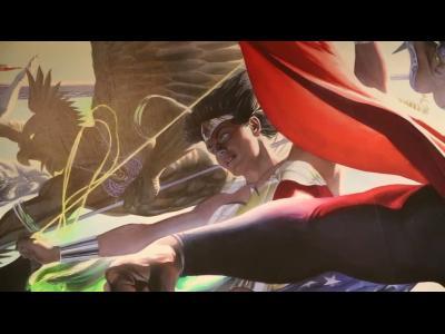 Les super-héros vus par Alex Ross