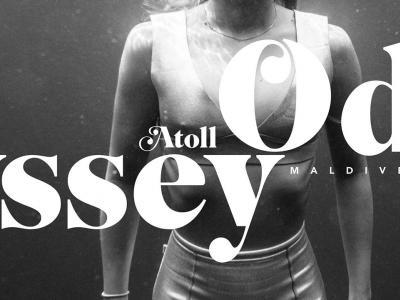 Atoll Odyssey - Laura Enever, Alessa Quizon, & Isabella Nichols discovering the Maldives