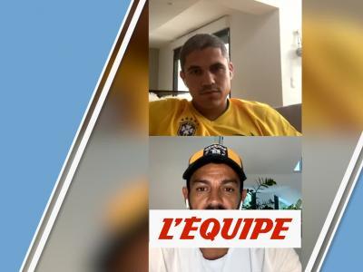 Vitorino Hilton : « Hatem Ben Arfa a manqué de professionnalisme » - Foot - L1