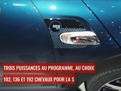 Mini Cabrio Sidewalk : la citadine au Brussels Motor Show 2020