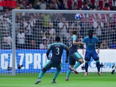 Tottenham - Ajax : notre simulation sur FIFA 19