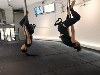 Le TRX Yoga, c'est quoi ?