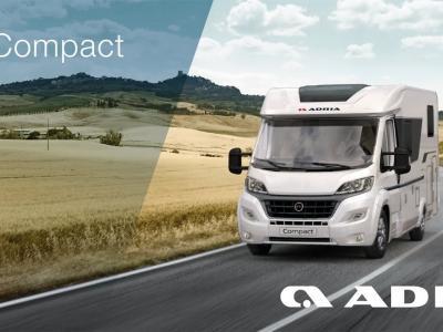 Adria Compact DL : la vidéo officielle du nouveau camping-car