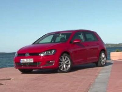 Essai Volkswagen Golf 7