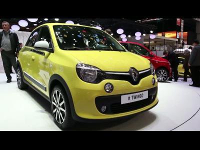 Genève 2014 : Nouvelle Renault Twingo