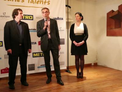 Jeunes talents dans les starting-blocks