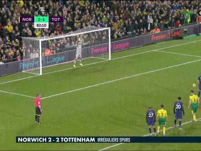 Norwich - Tottenham : les Spurs calent face à la lanterne rouge !