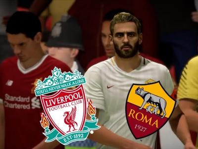 Ligue des Champions : On a simulé Liverpool - AS Roma