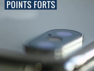iPhone X : notre test en vidéo de l'iPhone des 10 ans