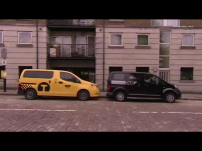Le Nissan NV200, version taxi londonien