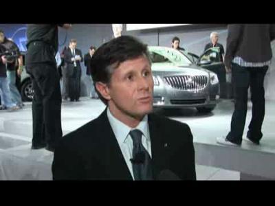 Los Angeles 2009 : Buick Regal