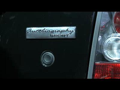 Los Angeles 2009 : Range Rover Sport 2010