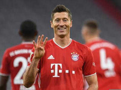 Bayern Munich - Hertha Berlin : la nouvelle masterclass de Lewandowski