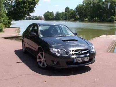 Essai Subaru Legacy Boxer diesel 2.0 150 ch