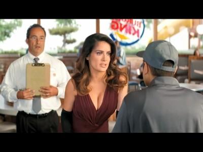 Burger King se paie la tête des stars