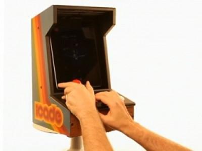 Arcade iPad au bon goût des années 80