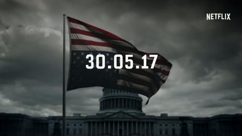 House of Cards : premier trailer de la saison 5 (VOST)