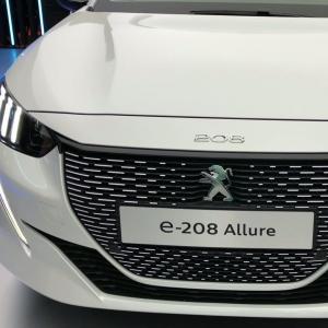 Salon de Genève 2019 : la Peugeot e-208 en vidéo