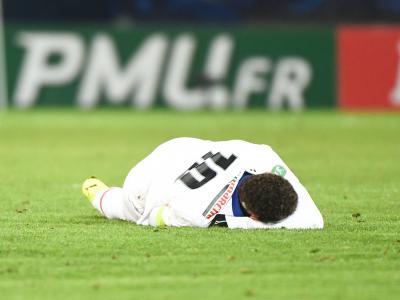 PSG : l'historique des blessures de Neymar