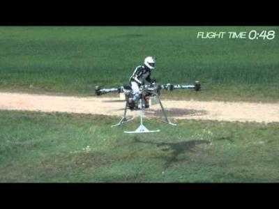 FLIKE Controlled Flight