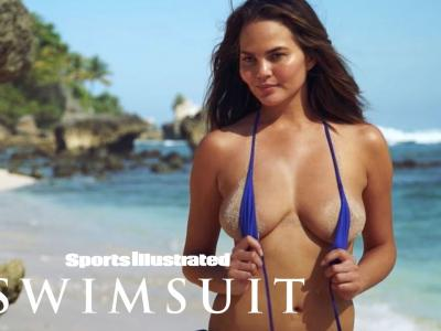 Chrissy Teigen pour Sports Illustrated Swimsuit