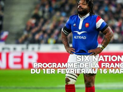 Tournoi des VI Nations 2019 : le calendrier de la France