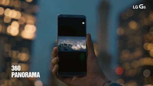 LG G6 : vidéo officielle de présentation