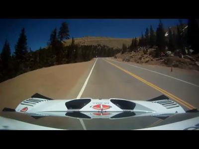 Pikes Peak 2011 : la montée de Nobuhiro Tajima