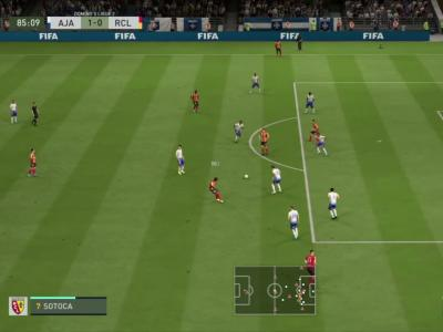 AJ Auxerre - RC Lens : notre simulation FIFA 20 (L2 - 29e journée)