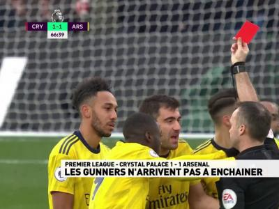 Le résumé de Crystal Palace / Arsenal