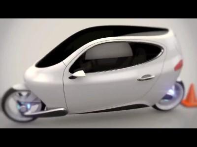 Le C-1 de Lit Motors, le rolling smartphone