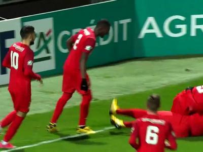 Angers - Rennes : Le résumé