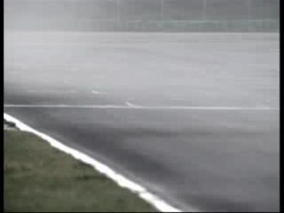 BMW Sauber F1 2008 sur circuit